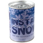 Fake Snow Cans